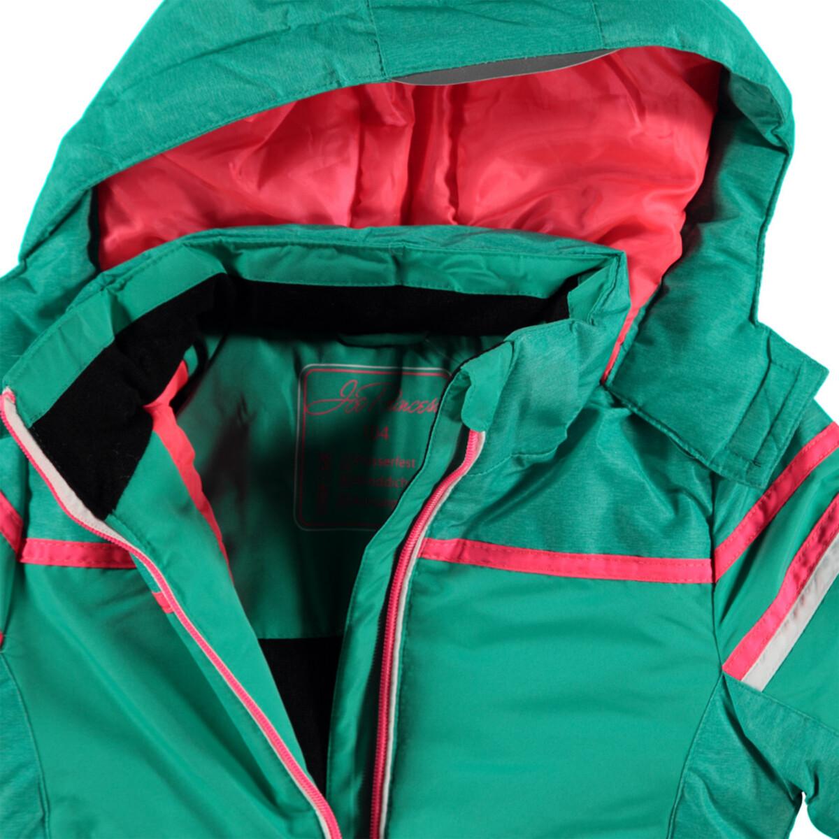 Bild 3 von Mädchen Skijacke mit Kapuze