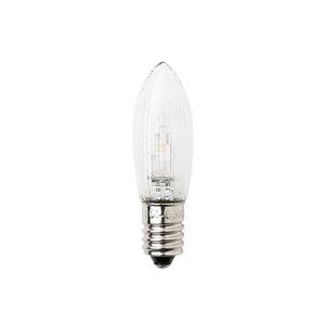 "Konstsmide              LED-Birne ""universal"", E10, 3 Stück, 24 V, warmweiß"