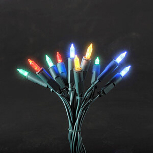 """Konstsmide              LED-Lichterkette """"Mini"""", 20 bunte LEDs"""