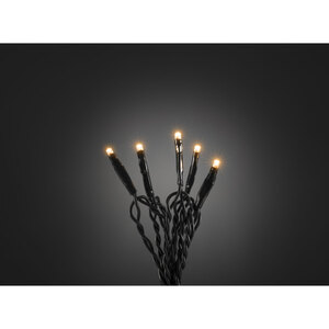 Konstsmide              Micro-LED-Lichterkette, 20 Dioden, bernsteinfarben