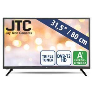 """31,5""""-LED-HD-TV 32H5111J • Auflösung 1.366 x 768 Pixel • 3 HDMI-/2 USB-Anschlüsse, CI+ • Stand-by: 0,5 Watt, Betrieb: 31 Watt • Maße: H 43,4 x B 73,2 x T 8,1 cm • Energie-Effizienz A+ (S"""