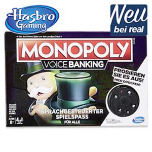 Monopoly Voice Banking ab 8 Jahren