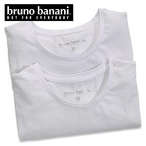Herren-Shirt 95 % Baumwolle/ 5 % Elasthan, Größe: M - XXL, 2er-Pack