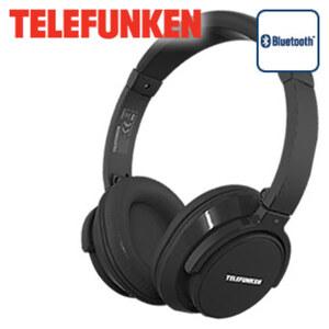 On-Ear-Bluetooth®- Kopfhörer KH6001B • faltbar • vollständig aufgeladen in nur 2,5 h • bis zu 9 h Musikwiedergabe • inkl. 3,5-mm-Klinken-/ Micro-USB-Kabel und Aufbewahrungstasche