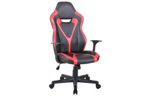 Chefsessel Drift schwarz/rot