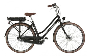 Retro-City-E-Bike 28