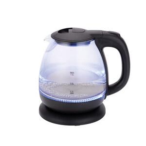 TecTro Glaswasserkocher 1  Liter  WK 185 in Schwarz