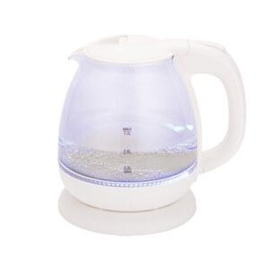 TecTro Glaswasserkocher 1 Liter WK 185  in Weiß