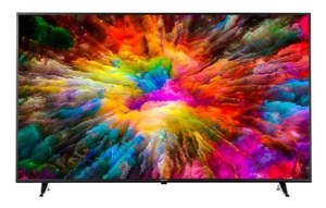 Medion 4K Ultra HD LED 163,8cm (65 Zoll) Life X16508 UHD Smart TV, Triple Tuner, HDR