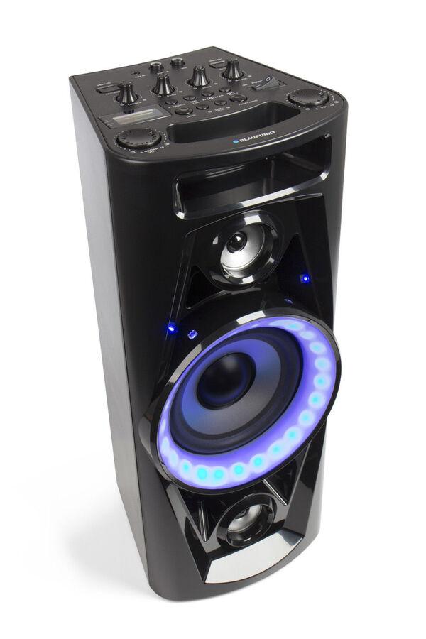 blaupunkt bluetooth lautsprecher party speaker box psk1652
