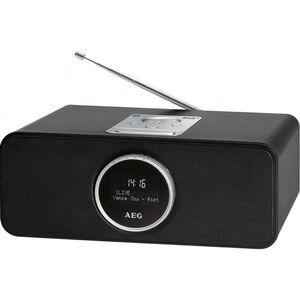AEG Stereoradio DAB+ Schwarz SR 4372