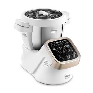 Krups HP5031 Prep&Cook multifunktionale Küchenmaschine mit Kochfunktion