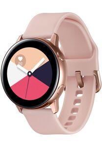 Samsung SM R500 Galaxy Watch Active schwarz, Farbe:Gold