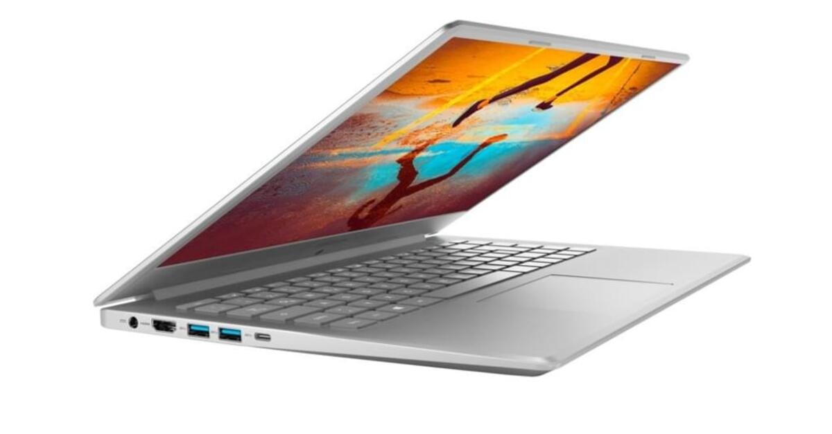 Bild 2 von Medion FHD Notebook 39,5cm (15,6 Zoll) S6445, Intel Core i5-8265U, 8GB DDR 4 RAM, 512GB, 1TB HDD, Windows 10 Home