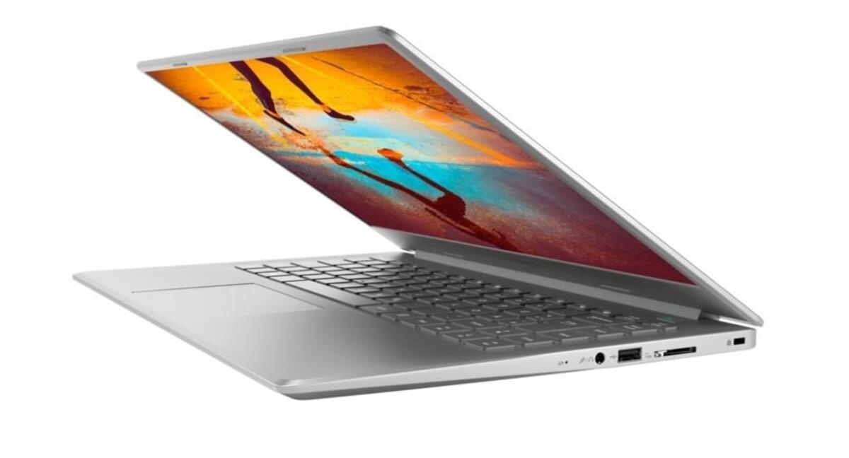 Bild 4 von Medion FHD Notebook 39,5cm (15,6 Zoll) S6445, Intel Core i5-8265U, 8GB DDR 4 RAM, 512GB, 1TB HDD, Windows 10 Home