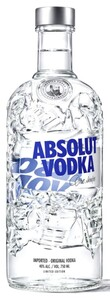 Absolut Vodka Recycled Limited Edition aus über 41 % recyceltem Glas | 40 % vol | 0,7 l