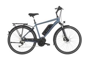 Fischer Trekking-Herren-E-Bike ETH 1820, 28 Zoll, saphirblau matt