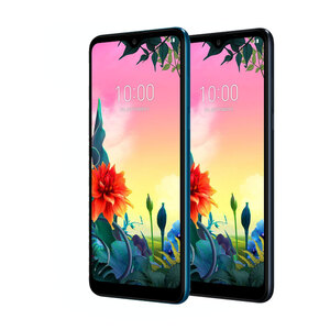 LG Handy K50S 16,49 cm (6,49 Zoll), 13 Megapixel, 32GB Speicher,  3GB RAM, Farbe:Schwarz