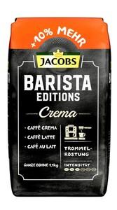 Jacobs Barista Edition Crema 1,1kg