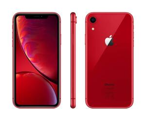 Apple iPhone XR mit 128 GB in rot