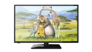 Lenco HD-LED-TV 80cm (32 Zoll) DVL-3242, Farbe: Schwarz