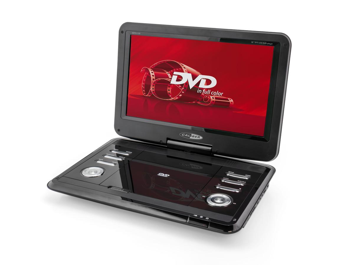 Bild 1 von Caliber MPD112 tragbarer DVD-Player 29cm (11,6 Zoll)