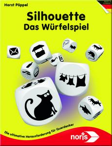 Noris Spiele Silhouette - Das Würfelspiel; 606121478