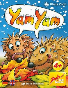 Noris Spiele Yam Yam; 601105108