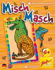 Noris Spiele Misch-Masch; 601105109