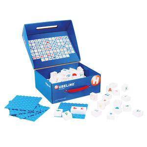 Hubelino Buchstaben lernen Spiel