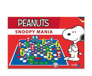 Noris Spiele Peanuts - Snoopy Mania; 606011317