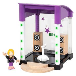 BRIO Village Bühne mit Licht und Sound