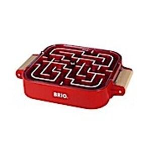 BRIO 34100 - Mitnehm-Labyrinth, Labyrinthspiel 7312350341003