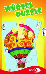 Noris Spiele Würfelpuzzle - Mitbringspiel; 606094220