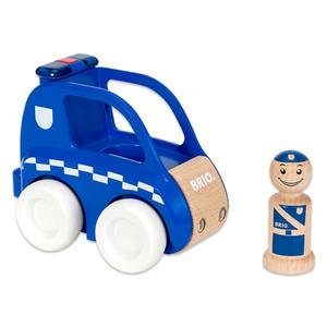 BRIO Polizei-Flitzer mit Licht & Sound
