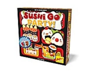 ZOCH 601105114 Sushi Go Party,Familienspiel