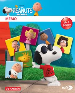 Noris Spiele Peanuts - Memo; 606011469