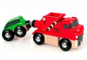 BRIO Abschleppwagen mit Auto, 1Stück