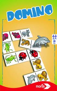 Noris Spiele Bilder Domino - Mitbringspiel; 606094217