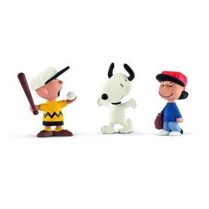Schleich - Tierfiguren, Scenery Pack Baseball; 22043