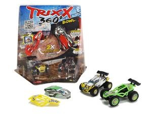 Dickie TRXX04 Trixx 360 - Corner Bowl Ramp