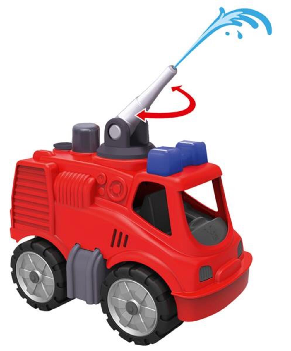 Bild 1 von BIG Power-Worker Spielzeug Mini Feuerwehr