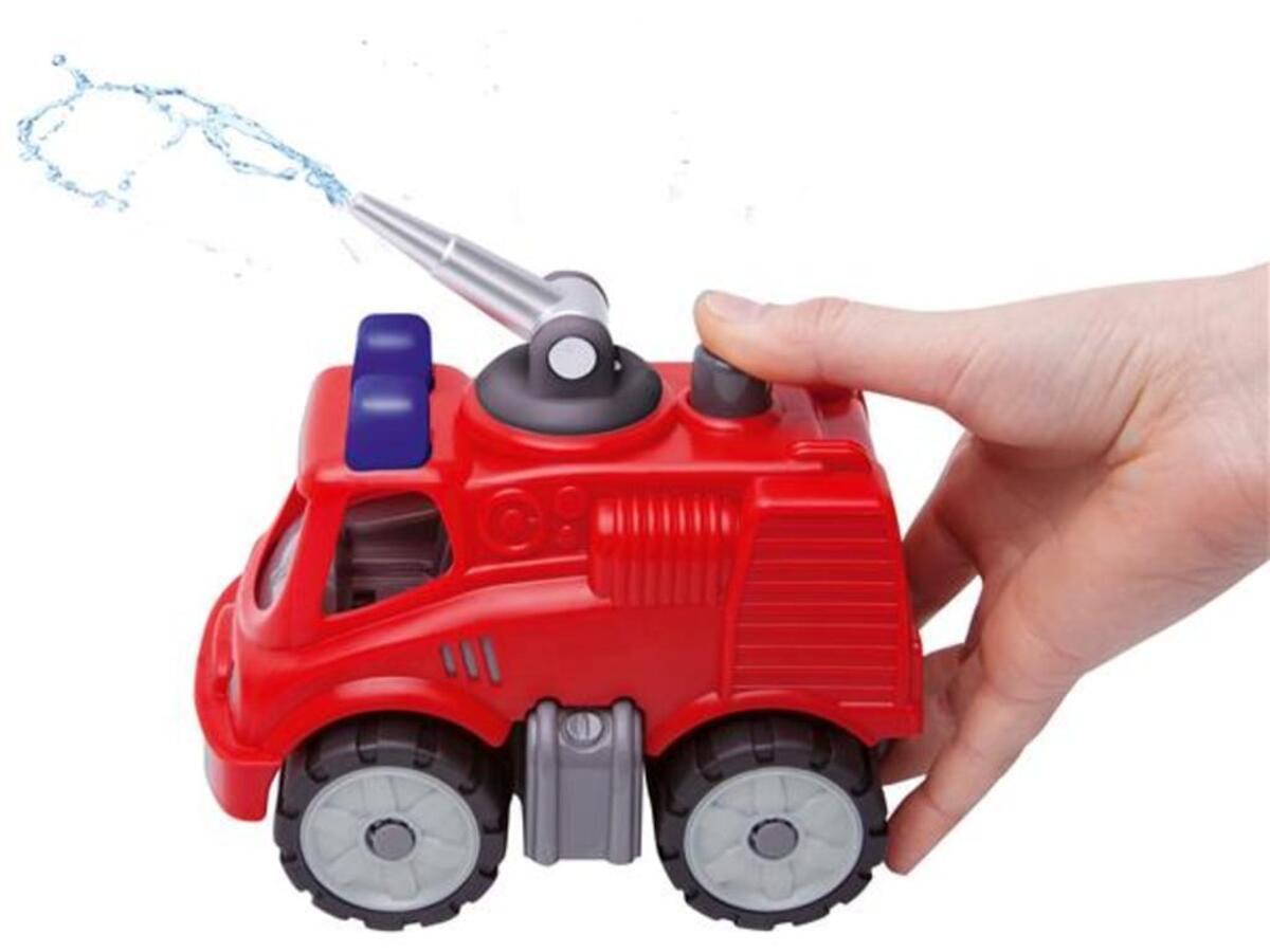 Bild 2 von BIG Power-Worker Spielzeug Mini Feuerwehr