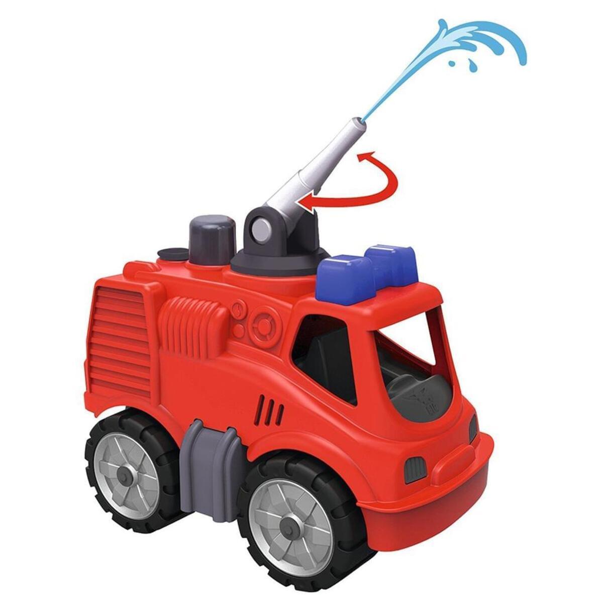 Bild 4 von BIG Power-Worker Spielzeug Mini Feuerwehr