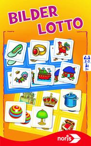 Noris Spiele Bilder Lotto -Mitbringspiel; 606094219
