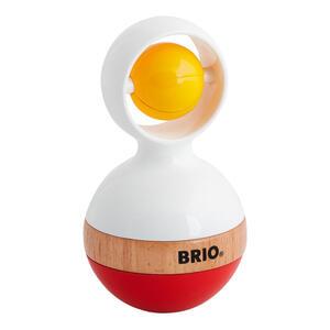 BRIO Stehauf Spielzeug, Holzspielzeug, Holz Babyspielzeug, Wackelspielzeug, 30339