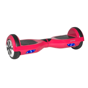 Denver Hoverboard HBO-6610 Pink mit eingebauter wiederaufladbarer Batterie