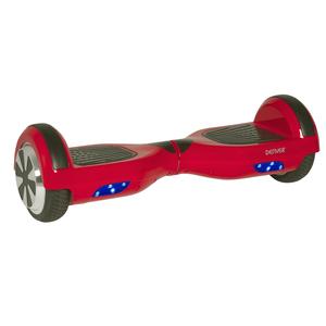 Denver Hoverboard HBO-6610 Rot mit eingebauter wiederaufladbarer Batterie