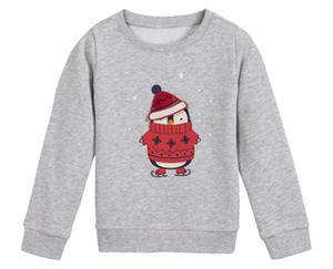 alive®  Kleinkinder- oder Kinder-Xmas-Sweatshirt