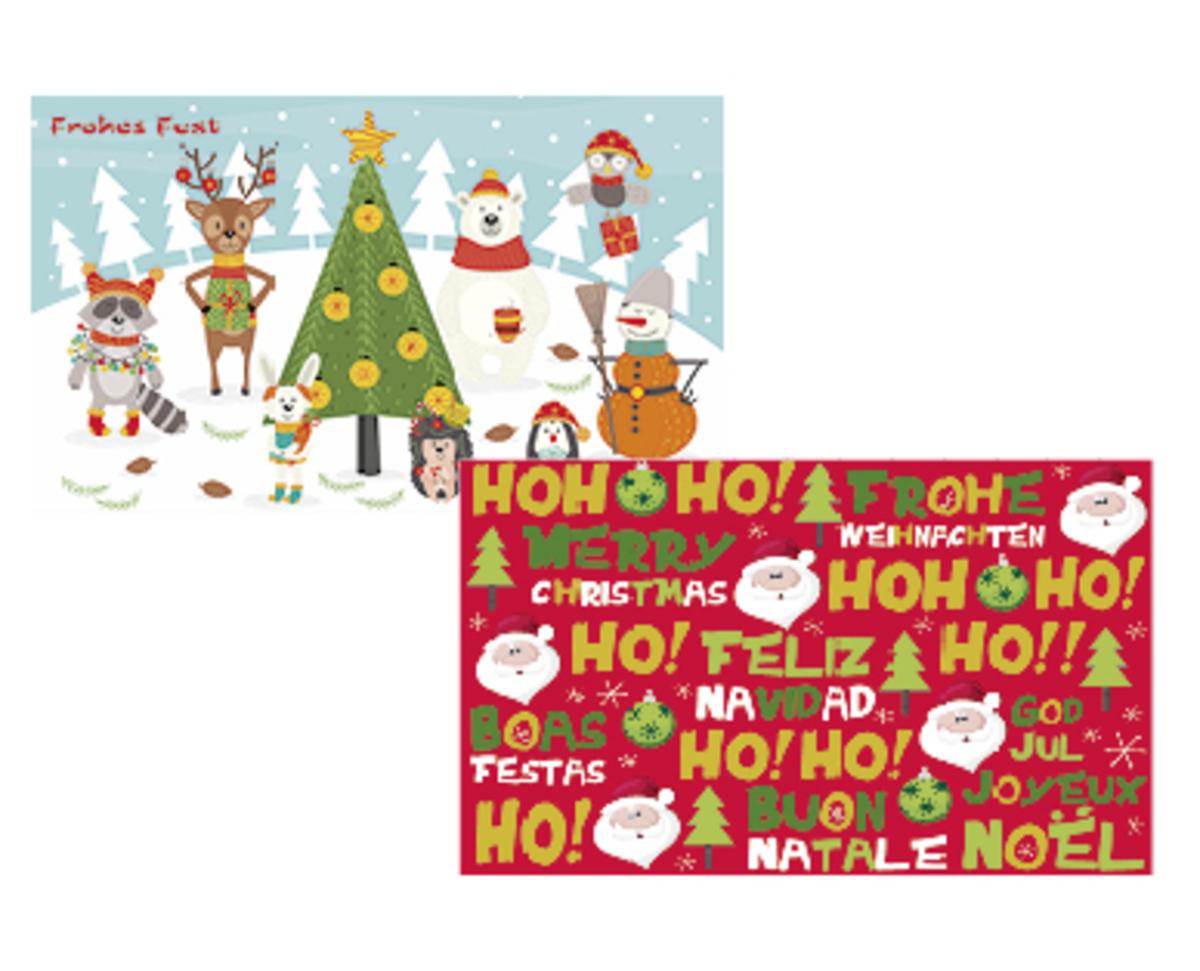 Bild 2 von CASA Deco Weihnachtskarten